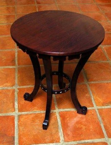 Side Table Custom Furniture Tables Guildhall Cabinets Jones - Custom tulip table