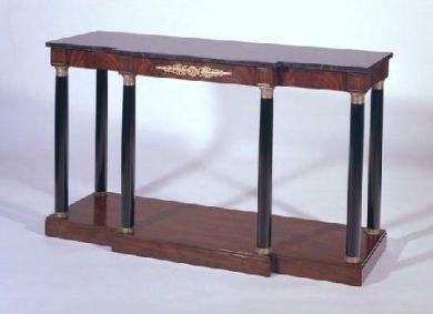 Empire Console Table