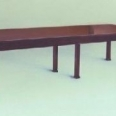 Chippendale Conference Table Base Design