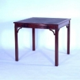 Chippendale Games Table