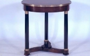 Empire Lamp Table