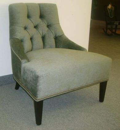 Chair With Tufted back