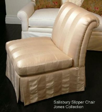 Salisbury Slipper Chair