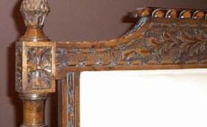 Garland Headboard or Bed