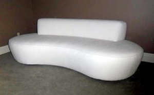 Curved Sofa Designed By Union 31