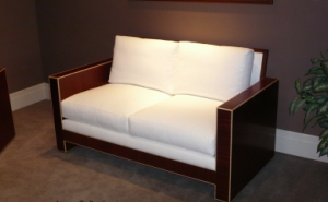 Art Deco Loveseat