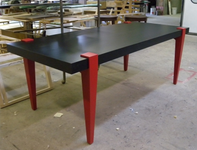 Dining Table created for Cecconi Simone