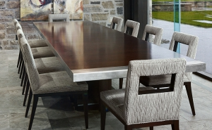 Dining Table created for Rodney Deeprose