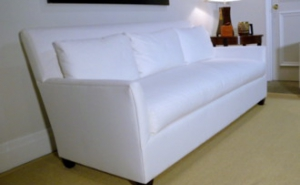 Capri three seat sofa